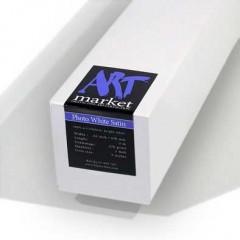 """PhotoWhiteSatin 270 gsm, extra fehér, szatén, 24""""/610 mm x 15 m tekercs"""