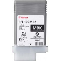 Tinta, Ink Tank PFI - 102 Matte Black