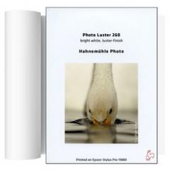 """Photo Luster 290, 290 gsm, PE papír,extra fehér,csillogó hatás, 17""""/431 mm x 30 m tekercs"""