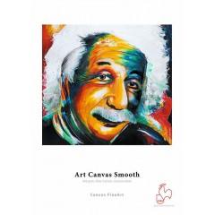 """Art Canvas Smooth 370 gsm, Poly-Pamut, természetes fehér, 24""""/610 mm x 5 m tekercs"""