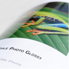 260 g/m² A4 / 297 x 210mm Hahnemühle Photo Glossy