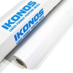 100µm, szürke, áttetsző, homokfúvó PVC-fólia, viszaszedhető ragasztóval. 0,61 x 20 m. tekercs