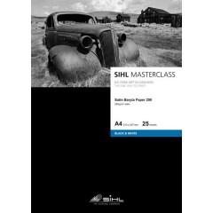 "SIHL MASTERCLASS Satin Baryta Paper, 290 gsm, 17"" / 432 mm x 15 m tekercs."