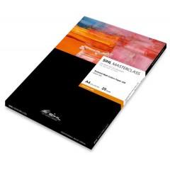 SIHL MASTERLASS Matt Cotton Textured Paper, 320 gsm, A4 / 210 mm x 297 mm.