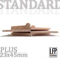 Standard Plus 45x23, léc