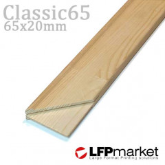 Classic65 vakráma léc, 50cm