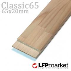 Classic65 középmerevitő léc, 50cm